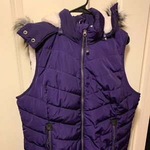 Puffy Winter Vest